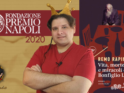@Re_Censo #384 Vita, Morte e Miracoli di Bonfiglio Liborio | Premio Napoli