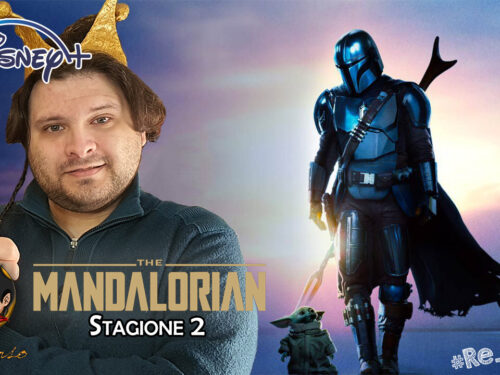 @Re_Censo #408 STAR WARS The Mandalorian | Stagione 2